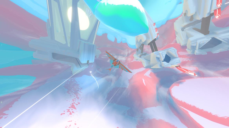 InnerSpace screenshot Ice World