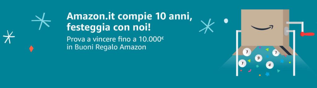 lotteria Amazon